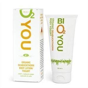 Снимка от Био лосион за тяло с морски зърнастец и йогурт - Bio2You