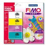 Снимка от Комплект глина - Fimo Soft Funny Garden