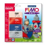 Снимка от Комплект глина - Fimo Soft Knights