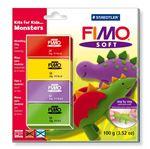 Снимка от Комплект глина - Fimo Soft Monster