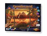 Снимка от Картина за рисуване - Пирамиди