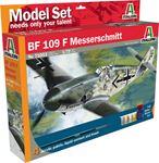 Снимка от Модел за сглобяване на самолет Messerschmitt BF 109 F