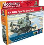 Снимка от Модел за сглобяване на самолет AH-64D Apache Longbow