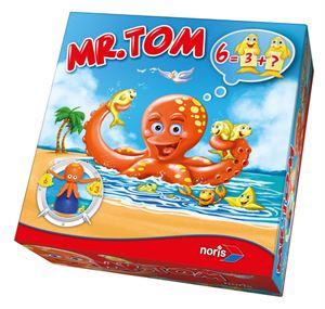 Снимка от Настолна детскo-образователна игра - Господин Том - Noris
