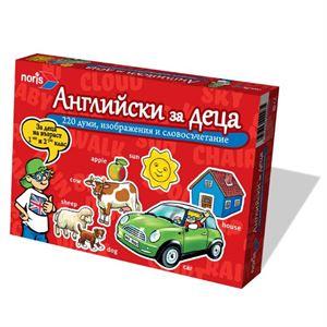 Снимка от Образователна игра по английски - Noris