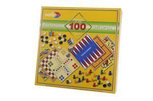 Снимка от Комплект от 100 игри - Noris
