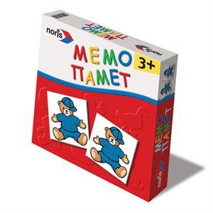 Снимка от Игра подоборяваща паметта на вашето дете - Noris