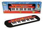 Снимка от Май Музик Уърлд - Детска  йоника 50х14, 32 клавиша, 15 демо мелодии  8 ритъма - Simba