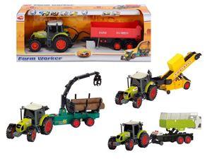 Снимка от  Машини за работа във ферма , 4 вида , 35 см. - Dickie