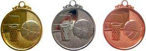 Снимка от Медал за баскетбол