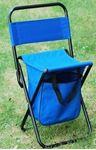 Снимка от Стол сгъваем с торба