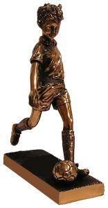 Снимка от Статуетка с футболист