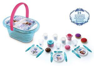 Снимка от Замръзналото кралство - Кошница за пикник - Smoby