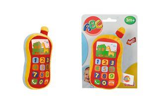 Снимка от ABC - Бебешки телефон - Simba