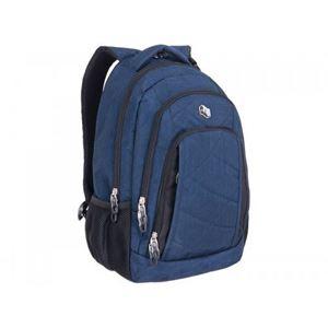 Снимка от Раница PULSE CLASSIC DARK BLUE 120747 с 6 отделения