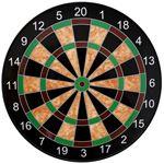 Снимка от Дартс магнитен 14.5 инча (37 см) комплект с 6 стрели