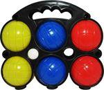 Снимка от Комплект 6 топки за петанк от PVC