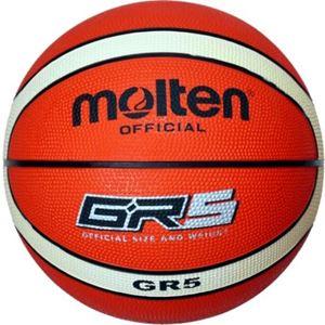 Снимка от Баскетболна топка Molten BGR5-OI
