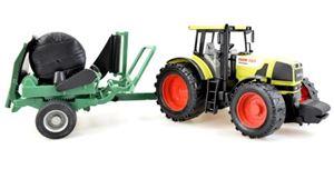 Снимка от Трактор инерционен с приставка