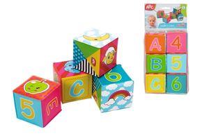 Снимка от ABC - Меки кубчета; 7х7