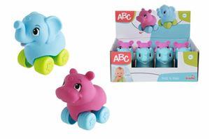 Снимка от ABC - Хипопотам/слонче з