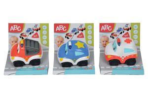 Снимка от ABC-Количка със звук , 3 вида