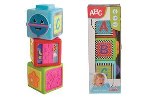 Снимка от Simba-ABC-Низанка от кубчета 7 бр.