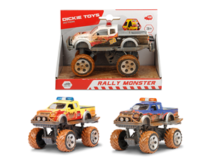 Снимка от Eat My Dust Rally Monster, 3 - ass