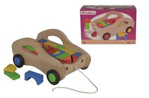 Снимка от EICHHORN-Кола за дърпане с кубчета