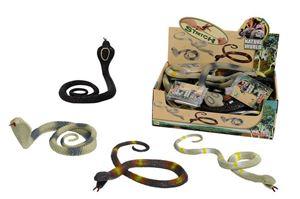Снимка от Нейчър Уърлд-Стреч змии, 4 вида
