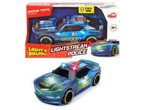 Снимка от Полицейска кола със звук - Dickie