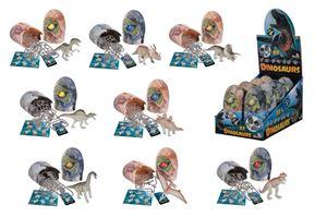 Снимка от Сет динозавър в яйце , 8 вида