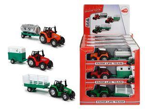 Снимка от Трактор с ремарке , 3 вида
