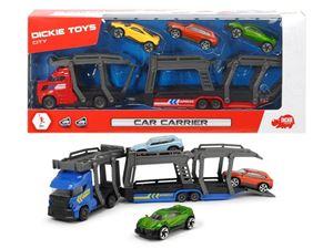 Снимка от Транспортьор с три коли