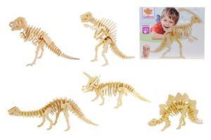 Снимка от 3D Пъзел Динозаври