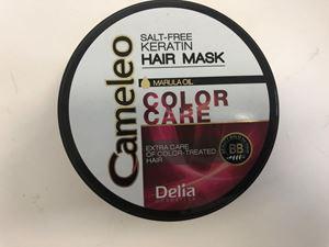 Снимка от Кератинова маска за боядисана коса и коса с кичури